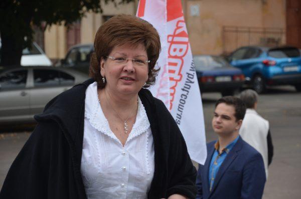 Анжеліка Лабунська: зменшення кількості депутатів ВР – на часі!